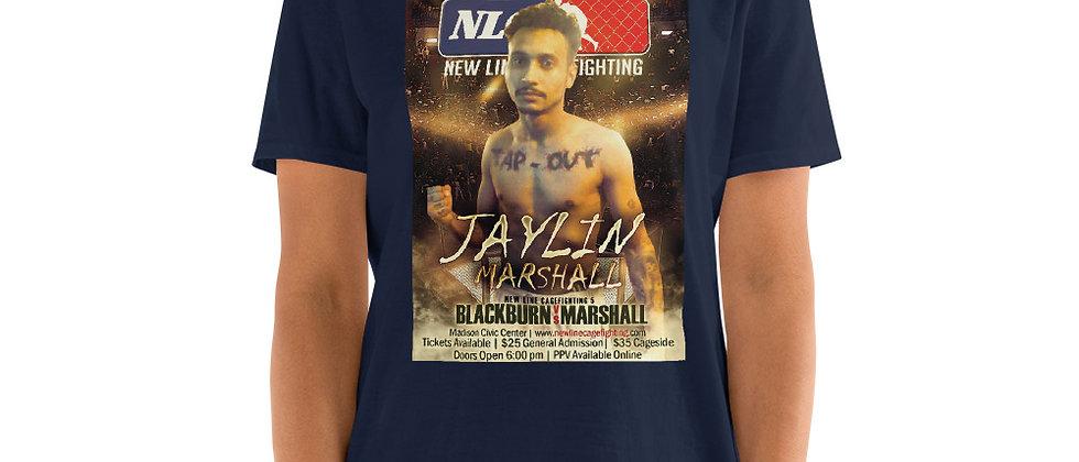 Jaylin Marshall Short-Sleeve Unisex T-Shirt