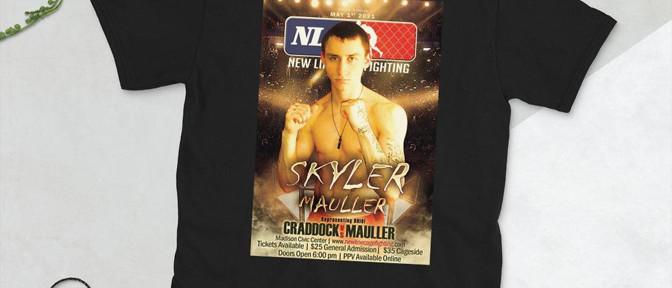 Mauller Short-Sleeve Unisex T-Shirt