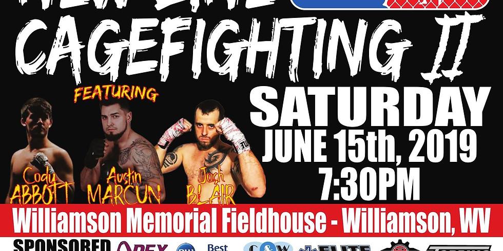 New Line Cagefighting II:  Marcum vs Willyard