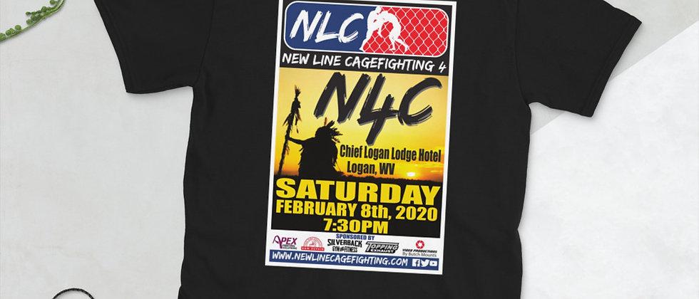 NLC 4 Short-Sleeve Unisex T-Shirt