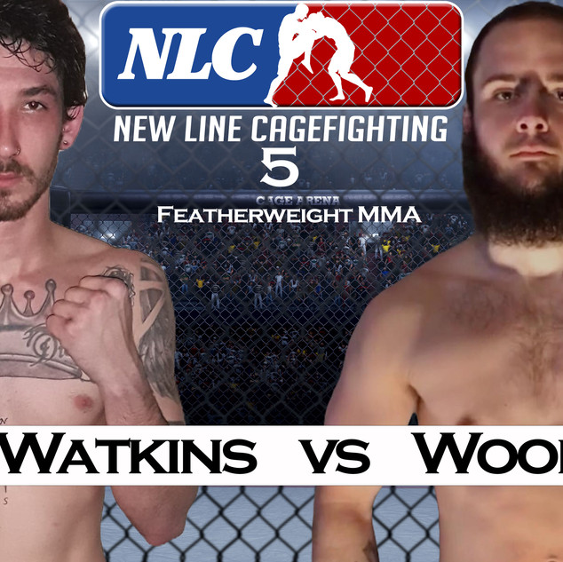 Sean Watkins vs Jonathan Wood