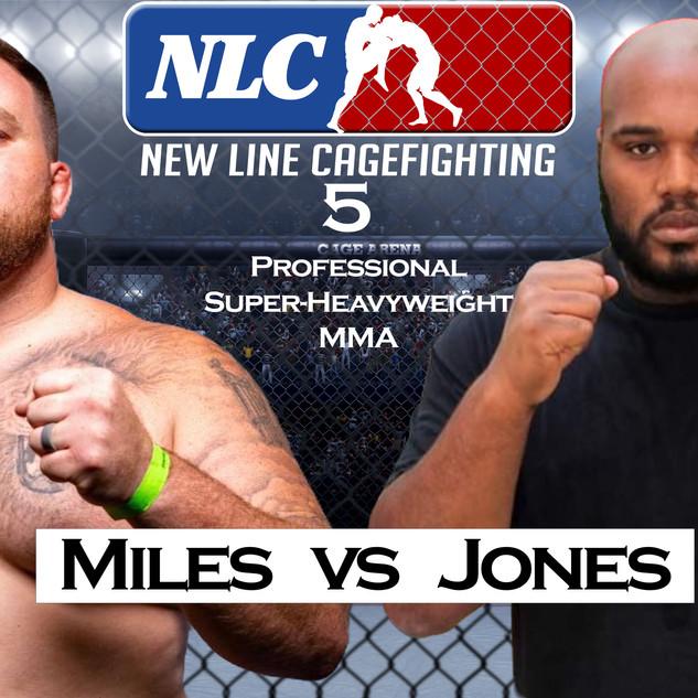 Chris Miles vs Mike Jones