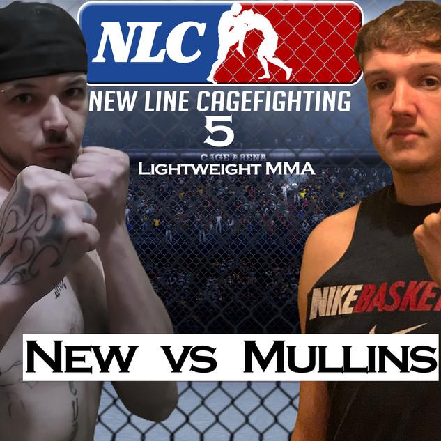 Bobby New Vs David Mullins