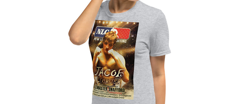 Jacob LeMaster Short-Sleeve Unisex T-Shirt