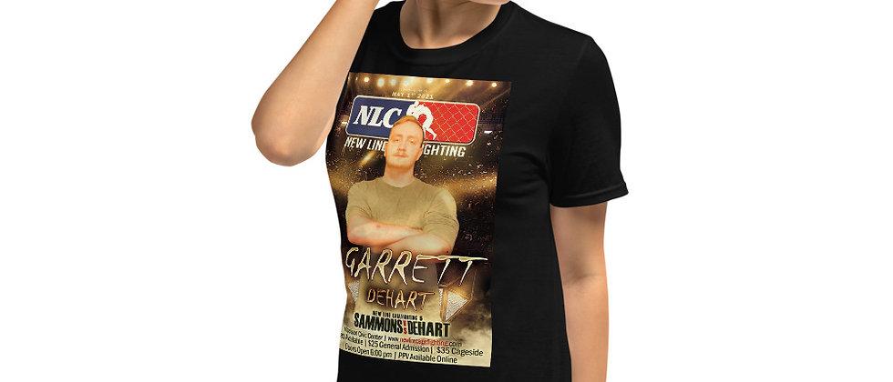 Garrett DeHart Short-Sleeve Unisex T-Shirt