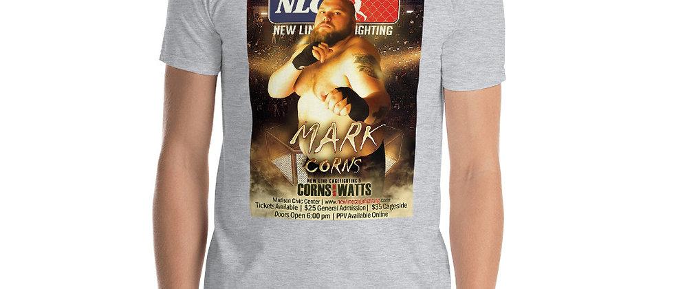 Mark Corns Short-Sleeve Unisex T-Shirt