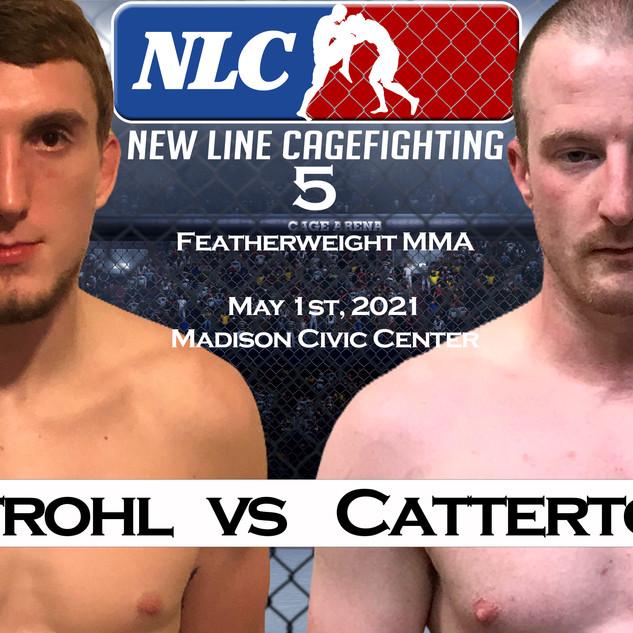 David Strohl vs Joe Catterton