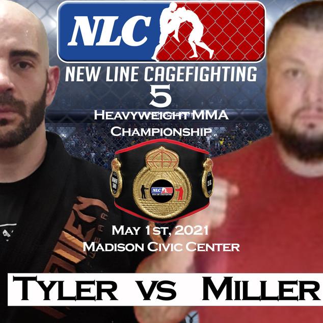 Chad Tyler vs Kevin Miller