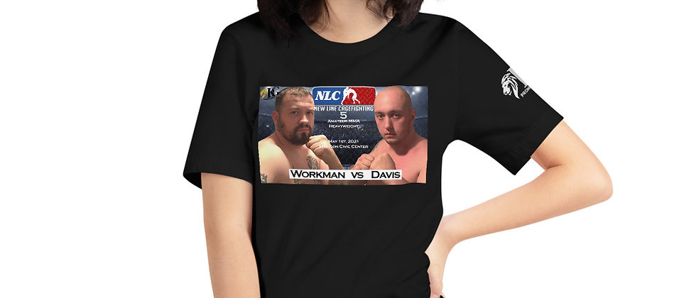 Workman vs Davis: Short-Sleeve Unisex T-Shirt