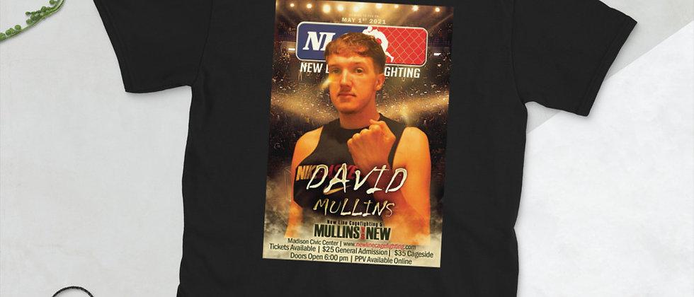 David Mullins Short-Sleeve Unisex T-Shirt