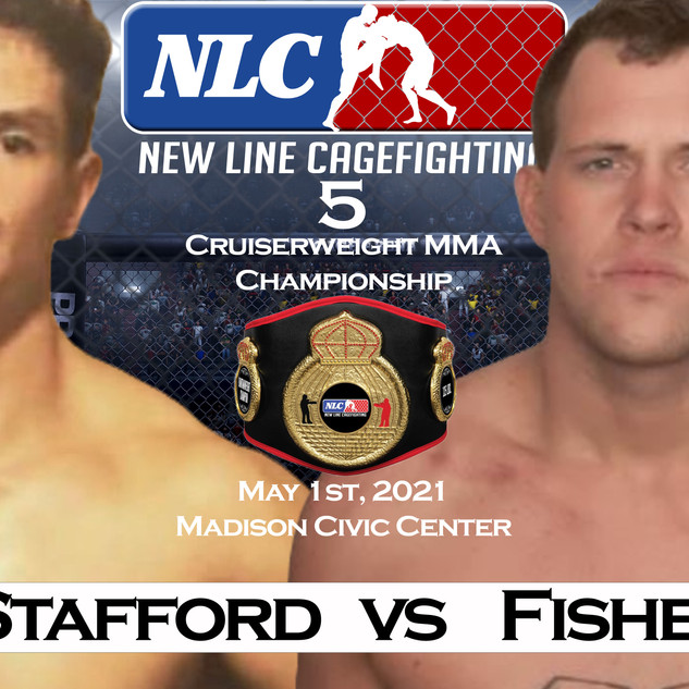 Chase Stafford vs Nic Fisher
