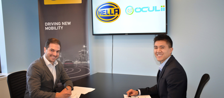 HELLA and Oculii Establish Strategic Partnership to Deliver Radar Perception Platform