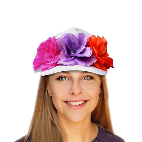 cap flowers