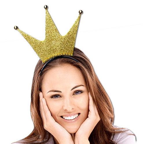vincha coronita princesa