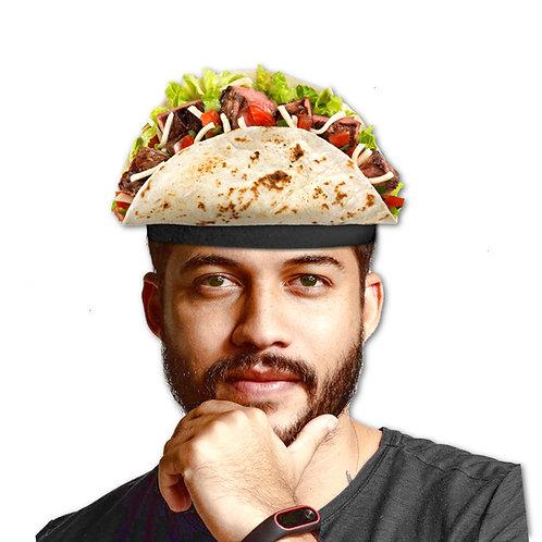 vincha taco mexicano