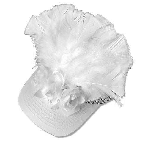 cap especial white shine