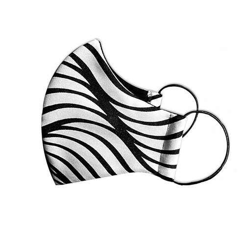 optical     blanco negro ondas