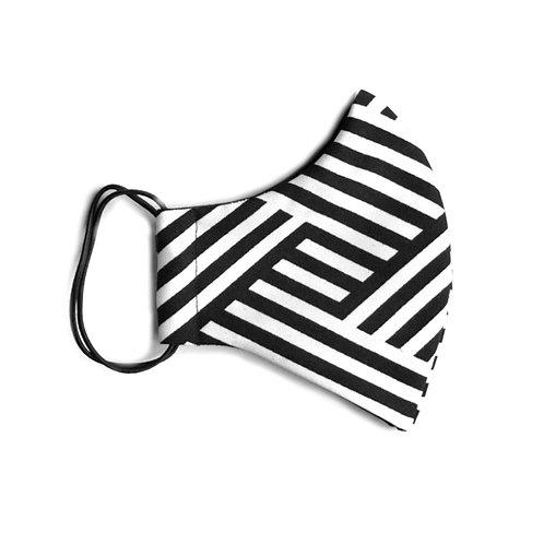 optical  |  blanco negro rectas