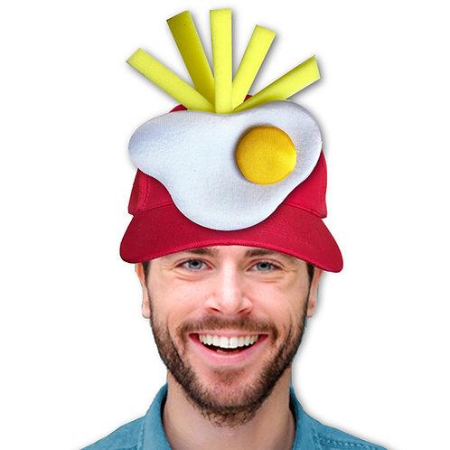 cap huevo frito