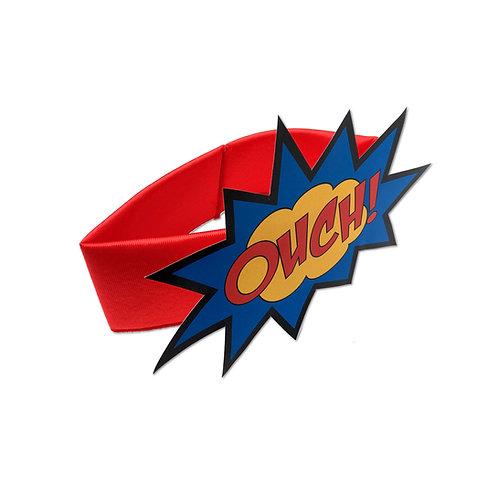vincha superheroes ouch!