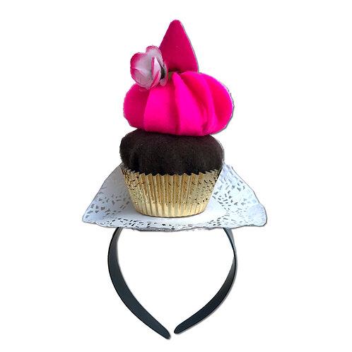 vincha cupcake