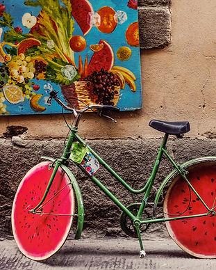 anguria biciclette