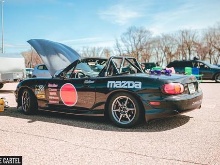 Montana's '99 Mazda Miata - Spring Updates