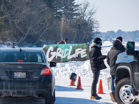 Gridlife Ice Battles in Stevens Point, Wisconsin