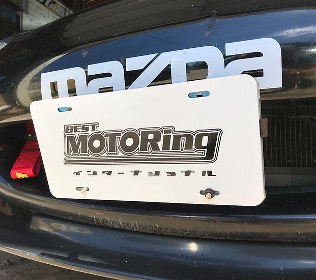 Best motoring plate