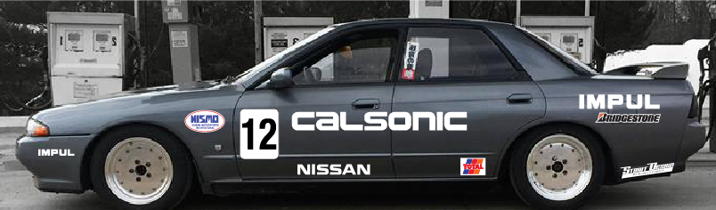 Calsonic Livery Kit