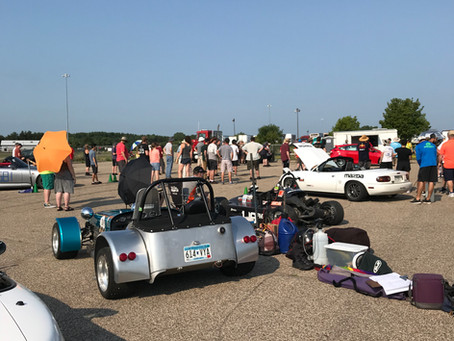 Minnesota Autocross July 18 Event at DCTC
