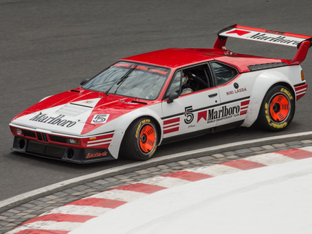 Marlboro Racing History & the Syclone