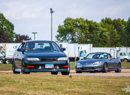 Grassroots Motorsports During A Pandemic?