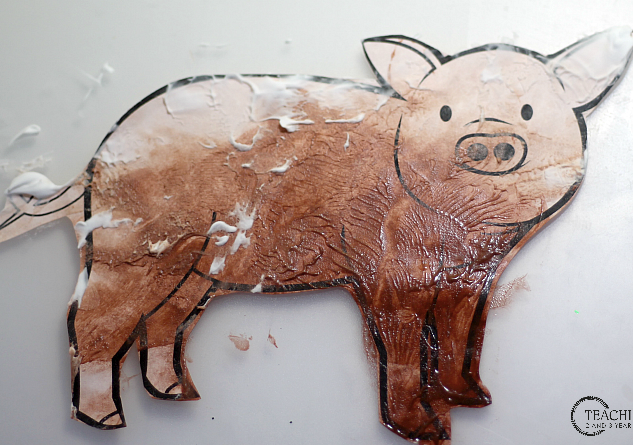 Muddy Pig Craft