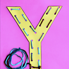 """""""Y""""arn Activity"""