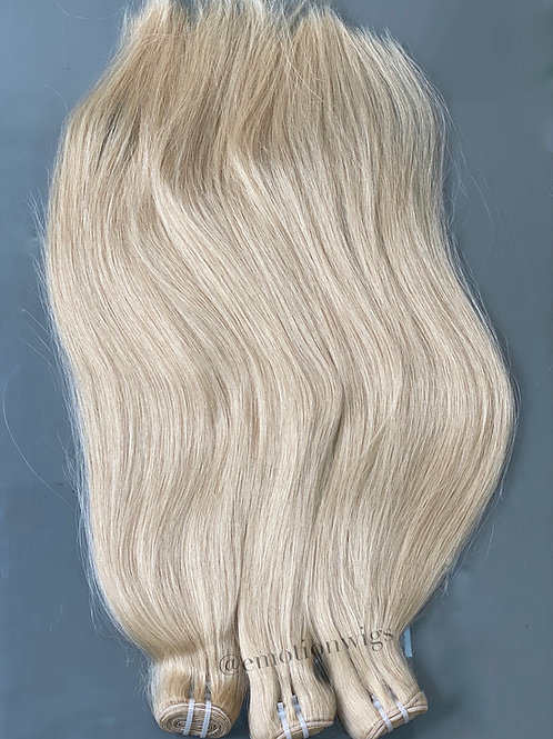 Silky Straight Blonde