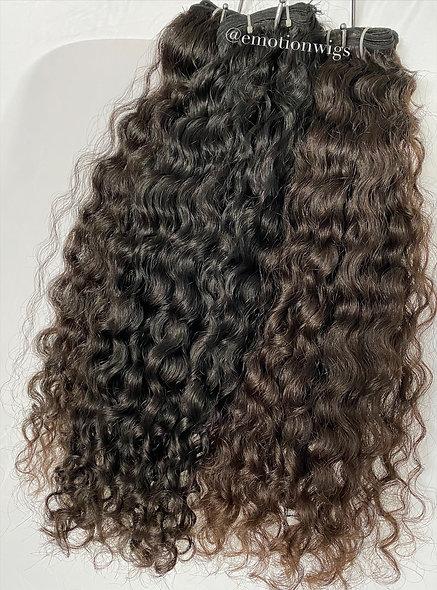 Raw Bohemian Curls