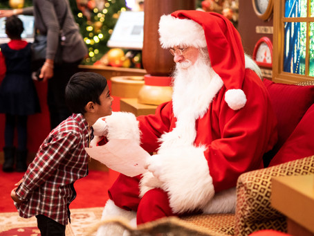 Sensory-Friendly Holiday Events