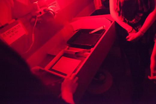 lightroom, darkroom .