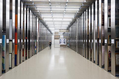 picture in picture @ ESSL Museum , hello Candida Höfer .
