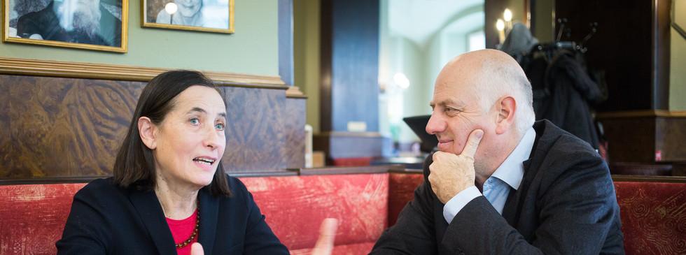 Eschig, Chorherr Interview .