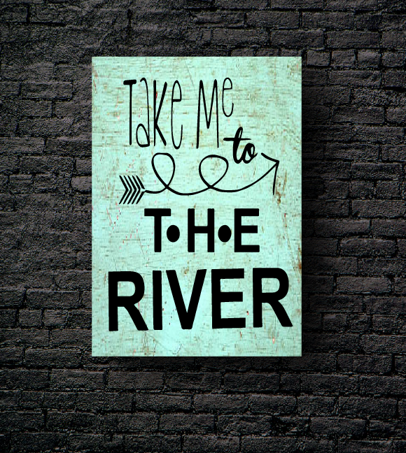 43. TAKE ME TO THE RIVER