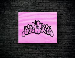 142. KID: FLOWER CROWN