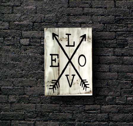13. LOVE ARROWS