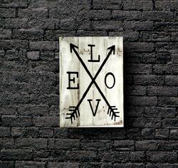13. LOVE ARROWS