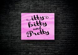 151. KID: ITTY BITTY
