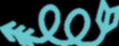 oaded lumber blue curved arrow