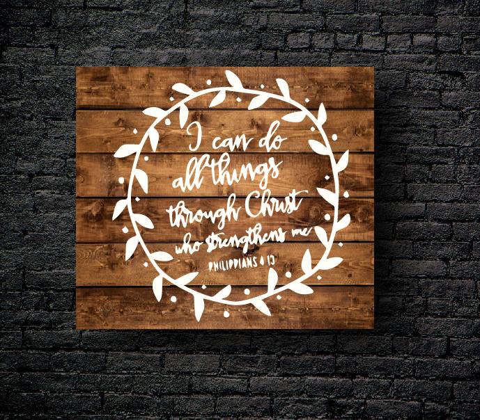 36. PHILIPPIAN 4:13