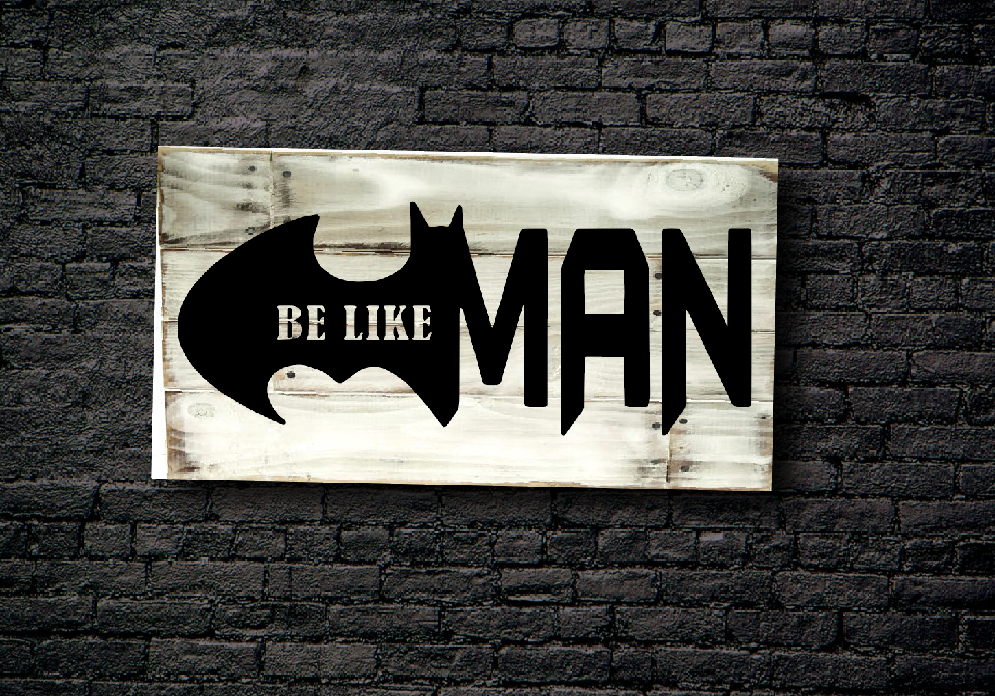 134. TEEN/KID: BE LIKE BATMAN
