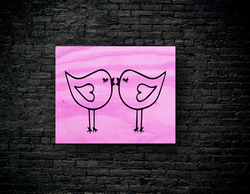149. KID: LOVE BIRDS